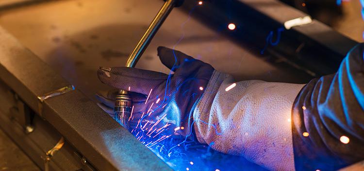 Tipos de alambre para una  soldadora MIG