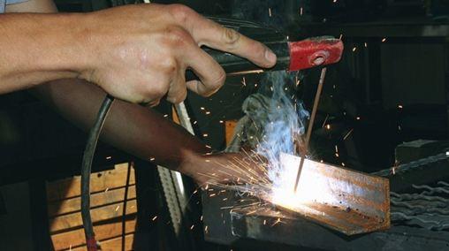 Tipos de metales para un proceso de soldadura